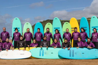Costa Rica te Oxigena. ¡Surf con Aritz Aranburu!