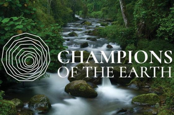 Costa Rica recibe máximo galardón ambiental de la ONU por su liderazgo en la lucha contra el cambio climático
