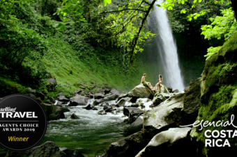 Costa Rica mejor destino de vida silvestre y naturaleza por Selling Travel