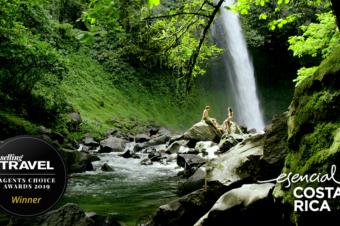 Costa Rica mejor destino de vida silvestre y naturaleza por Selling Travel