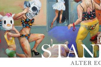 Alter Ego de Rodolfo Stanley en el Museo de Arte Costarricense