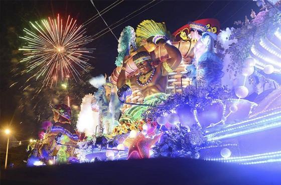 Costa Rica se prepara para el Festival de la Luz