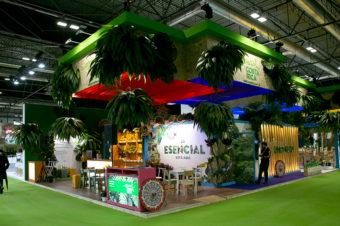 Costa Rica recibe el premio «Mejor stand internacional 2020»