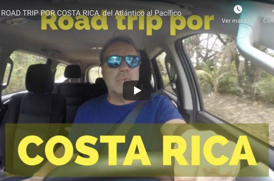 Road trip por Costa Rica con Paco Nadal
