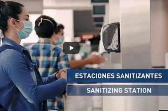 CostaRica y sus aeropuertos afinan los protocolos para recibir al turista internacional el 1 de agosto