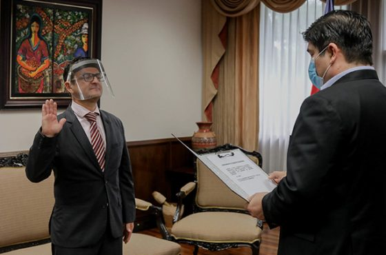 Gustavo Segura Sancho, nuevo Ministro de Turismo de Costa Rica