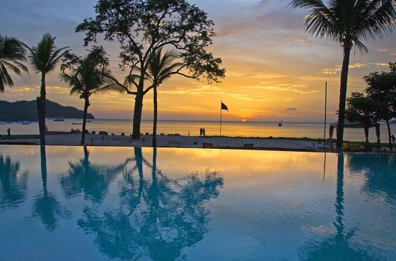 Costa Rica inaugura su primera playa 100% accesible