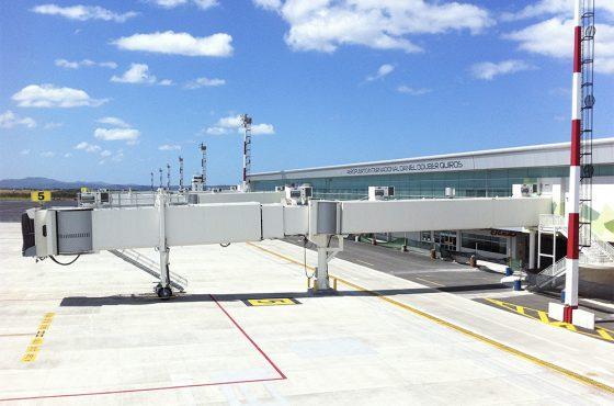El aeropuerto de Guanacaste abre nuevo servicio de laboratorio para pruebas Covid-19