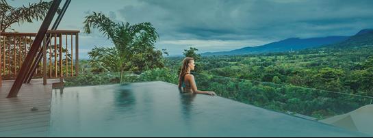 El hotel Nayara Tented reconocido como el segundo mejor hotel del mundo por los premios Travel+Leisure